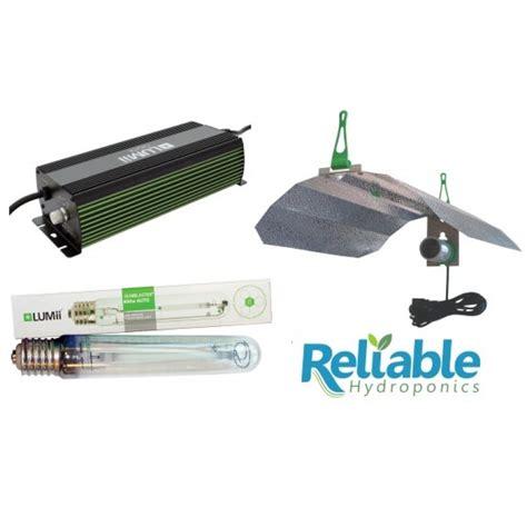 600w hps grow light kit 600w hps digital grow light kit reliable hydroponics