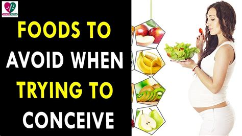 Detox Diet While Trying To Conceive by Foods To Avoid When Trying To Conceive Health