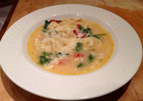 on shea s table tortellini florentine soup