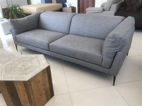 divani calia prezzi calia elisir divano in tessuto a prezzo scontato