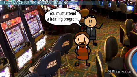 slot machine technician school  training program overviews