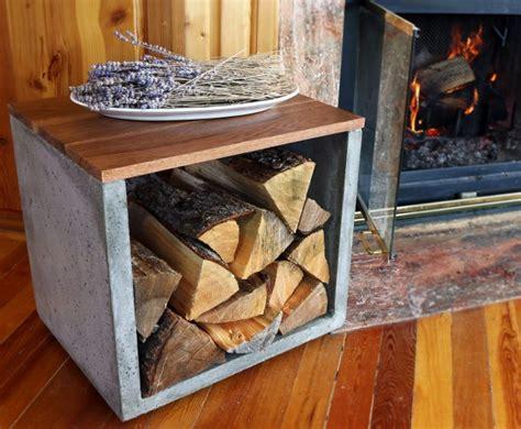 diy firewood storage ideas