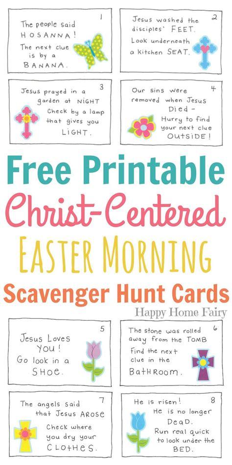 printable christmas scavenger hunt cards 17 best ideas about easter on pinterest easter desserts