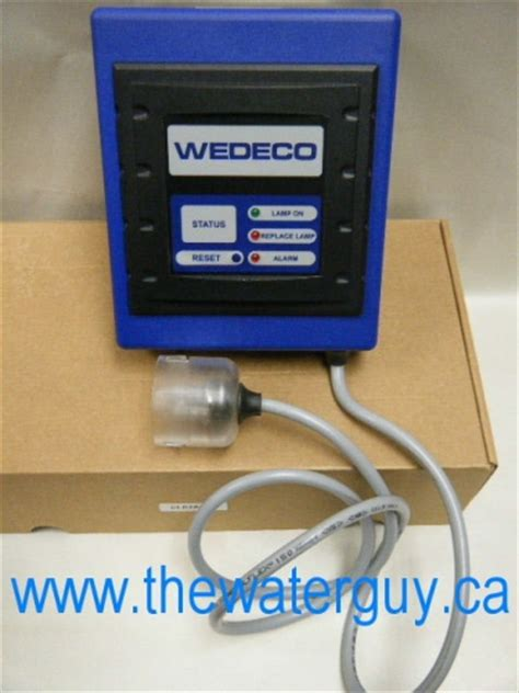wedeco uv l replacement wedeco uv box dlr a2 part 89309