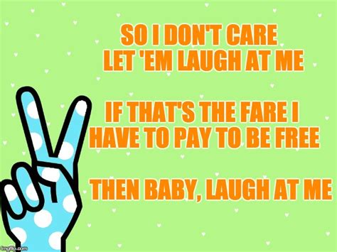 baby dont laugh at me laugh at me imgflip