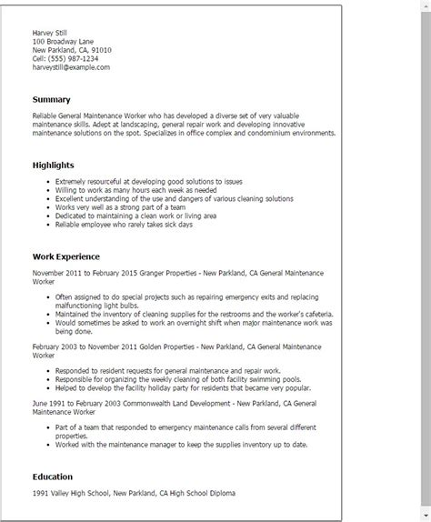 General Warehouse Worker Cover Letter by Best Of General Warehouse Worker Resume Resume Cover Letter