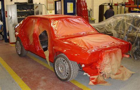 Lancia Specialist Lancia Integrale Restoration Car Welding Hshire