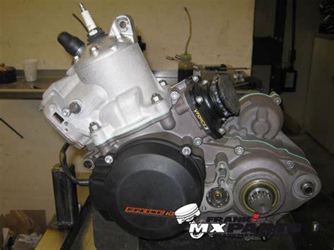 Ktm Engine Rebuild 2011 Ktm Sx 125 Engine Frank Mxparts