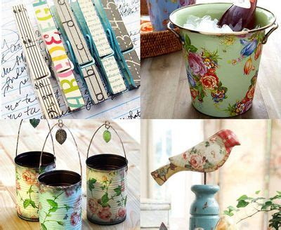 Decoupage Items For Sale -