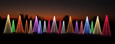 Outdoor Christmas Star Light - commercial outdoor christmas tree decorations colorful led lights