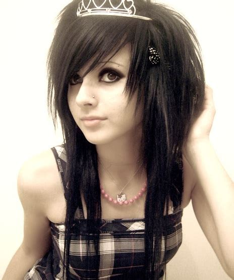 hairstyles emo medium emo hairstyle for girls latest hairs for girl
