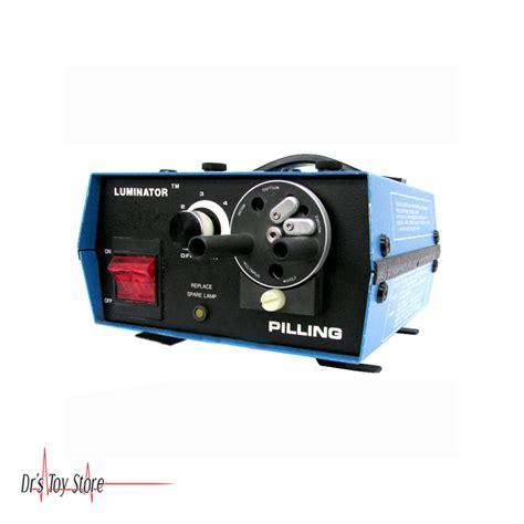 the illuminator light repair pilling fiber optic light source luminator illuminator