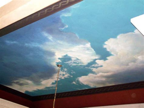 How To Make Clouds On Ceiling by Interior Design Big Design