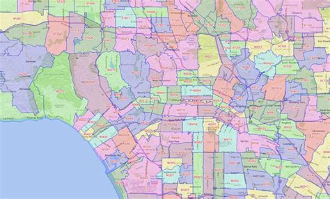 la zip code map los angeles homes for sale by zip code
