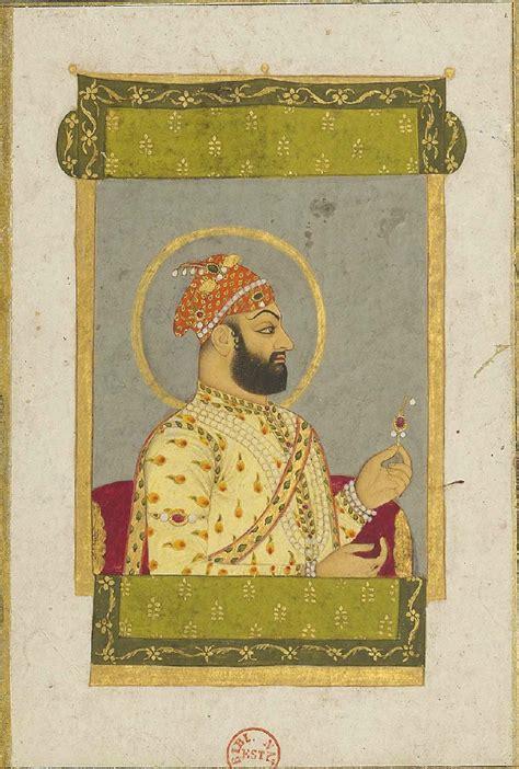 File:The Emperor Farrukhsiyar on his balcony 1715 1719