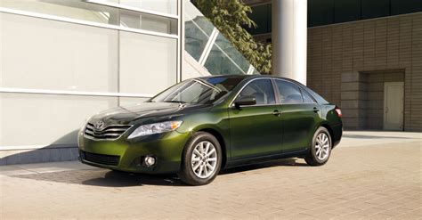 Toyota Green Toyota Camry Review And Photos