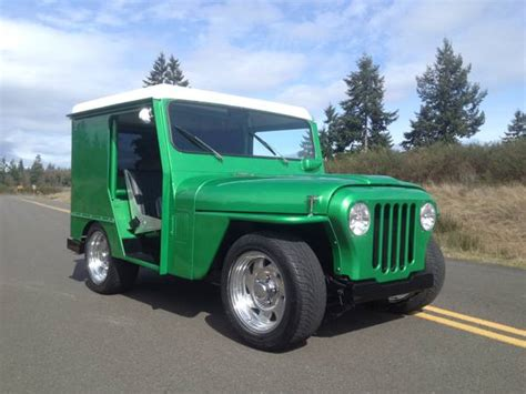 mail jeep bangshift com 1971 mail jeep