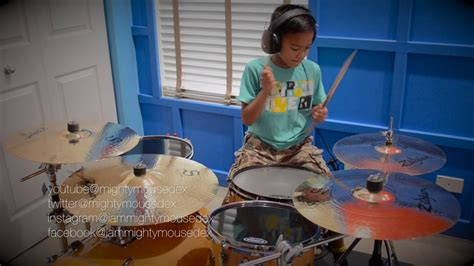 despacito drum cover luis fonsi ft daddy yankee despacito drum cover youtube