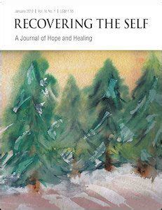 recovering the self a journal of and healing vol vi no 2 family books forthcoming christine stark