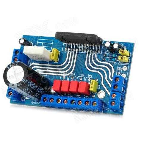 Ic Tda7388 By Bakul Elektronik tda 7388 4 kanal 4 x 41w hifi verst 228 rker platine blau