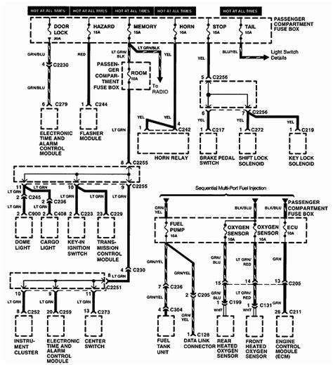 1999 kia sportage fuel wiring diagram wiring diagrams