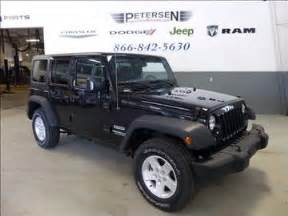 Jeep Wrangler For Sale Wisconsin Jeep Wrangler For Sale Wisconsin Carsforsale