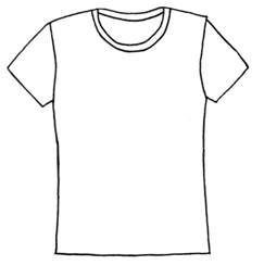 T Shirt Coloring Page Coloring Home