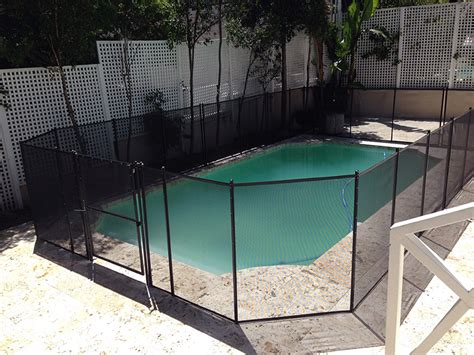 removable pool fence removable pool fence systems guard fence systems