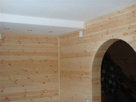 lambris bois plafond salle de bains estimation cout