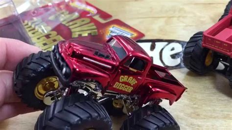 grave digger truck 30th anniversary wheels rlc 30th anniversary grave digger review