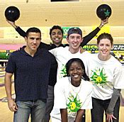 Pba Bowler With Mba by Mba Students Become Leaders Through Community Outreach