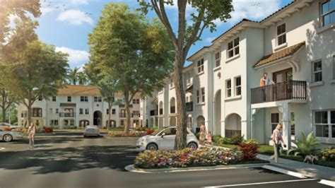 home design school miami century homebuilders plans 135 townhomes in miami dade
