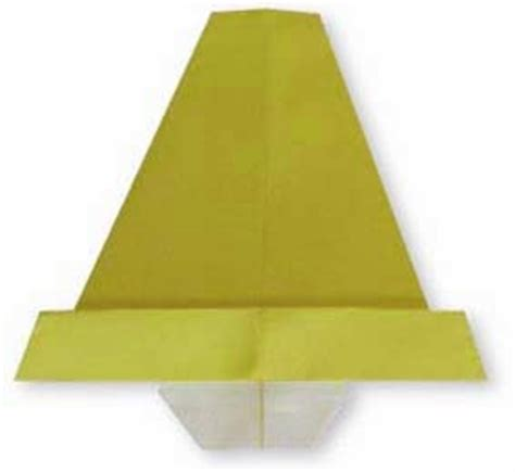 Bell Origami - origami bell paper origami guide