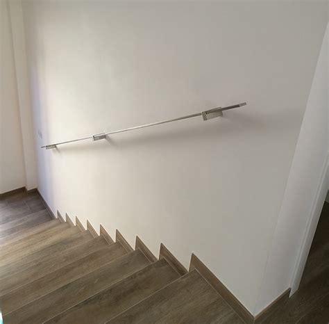 corrimano in acciaio preventivo tubo rettangolo inox per corrimano a parete bologna