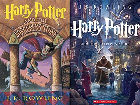 the of harry potter books harry potter makeover new book covers coming