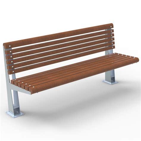 banco banco banco madera ronda mobiliario urbano para sentarse parques
