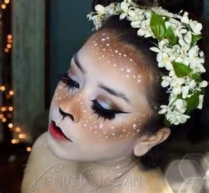 Makeup Vanity Deer Doe Deer Makeup Tutorial Esmeralda P S