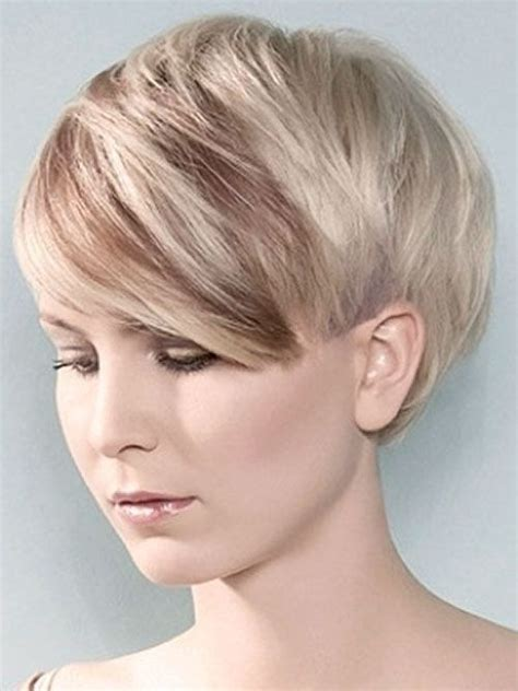 short mid hair pushed behind ears 969 best images about short hair on pinterest short