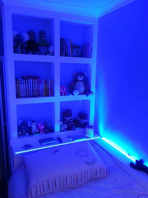 rgb tape   bedroom led lights