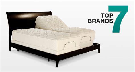 top  adjustable bed brands reviewed   mattress