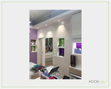 negozi illuminazione bologna realizzazione ottica illuminazione led negozi