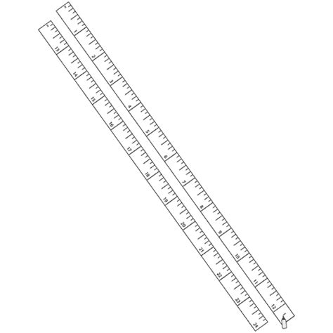 measure template free worksheets 187 printable ruler template free math