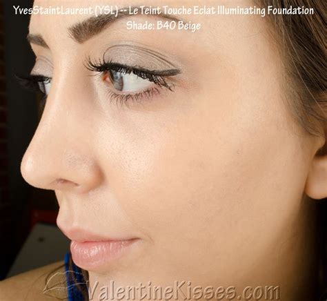 ysl le teint touche eclat illuminating foundation in shade
