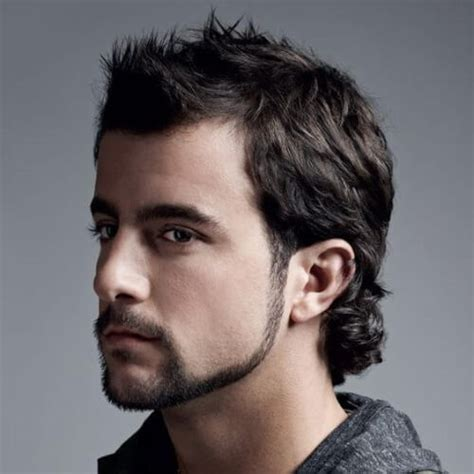 modern mullet hairstyle 50 mullet haircuts for men men hairstyles world