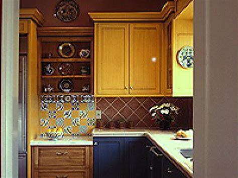 painting kitchen cabinets tuscan style images
