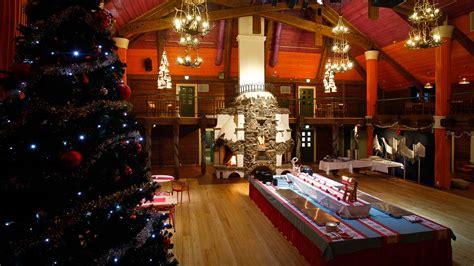santa house santa s home kakslauttanen