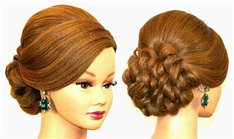 Hairstyle For Hair by Prom Updo Hairstyle For Hair Tutorial
