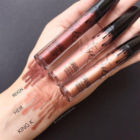 Lip Metal Matte metal matte liquid lipsticks i m e l t f o