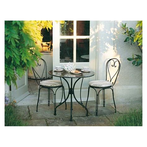 provence bistro set patio furniture holloways