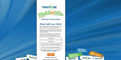 Text Instant Win Games - tracfonematchnwin com tracfone match and win instant win